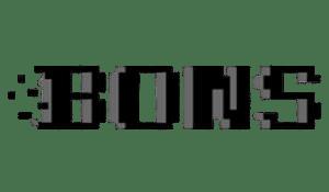 Bons online casino logo