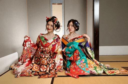 橋本マナミ&松井珠理奈が花魁姿でオンラインカジノ「ミスティーノFREE」に登場!